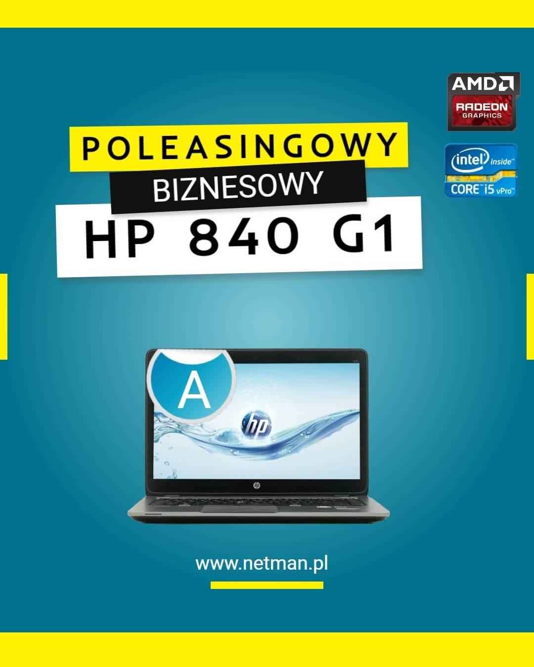 HP 840 G1